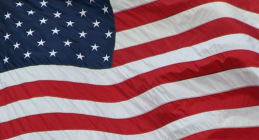 US flag - exporting to the US