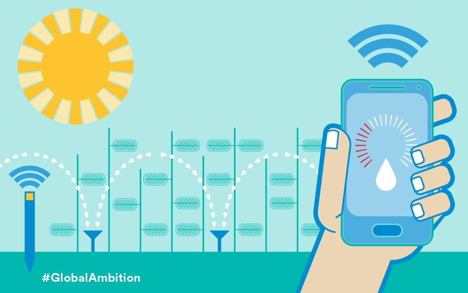 Ireland is becoming an agritech island