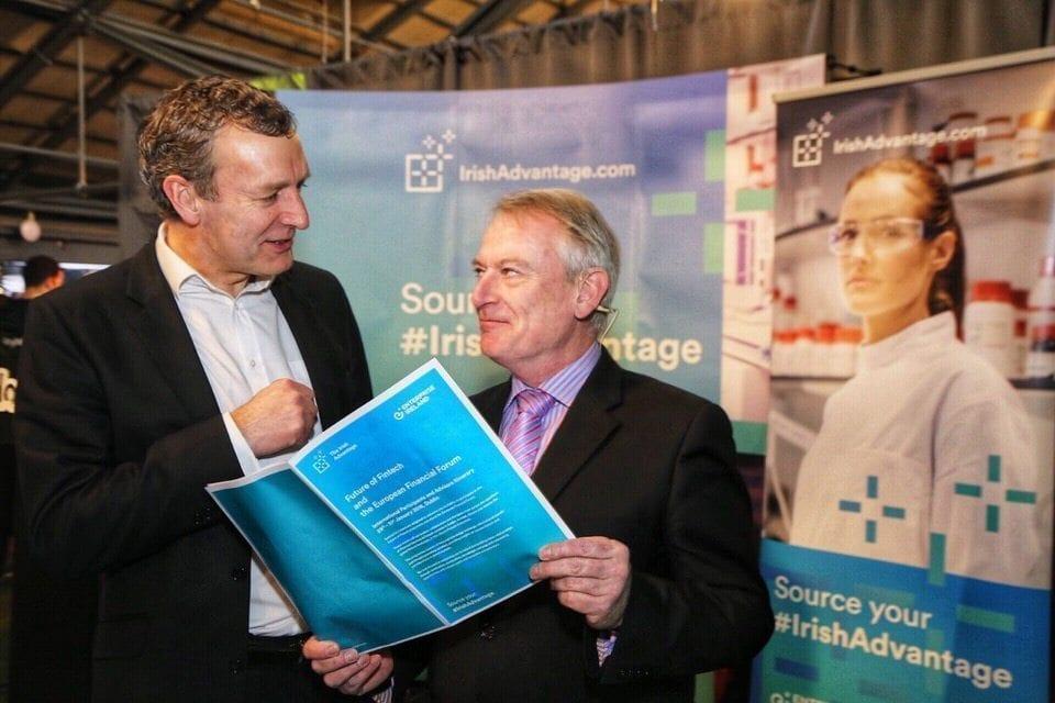 Irish fintechs post-Brexit opportunity