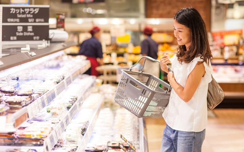 Consumer in Asia