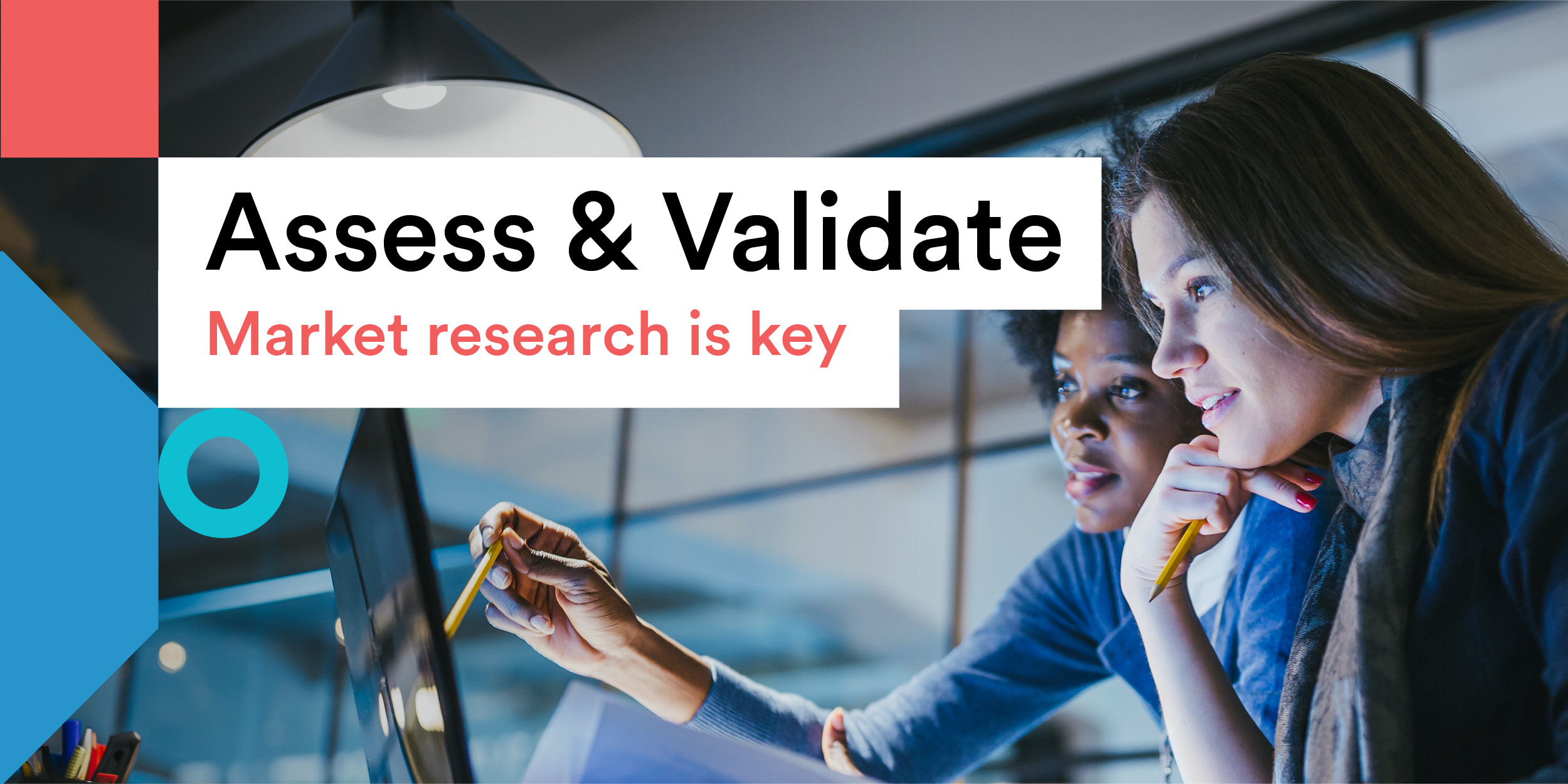 Assess & Validate title and business people