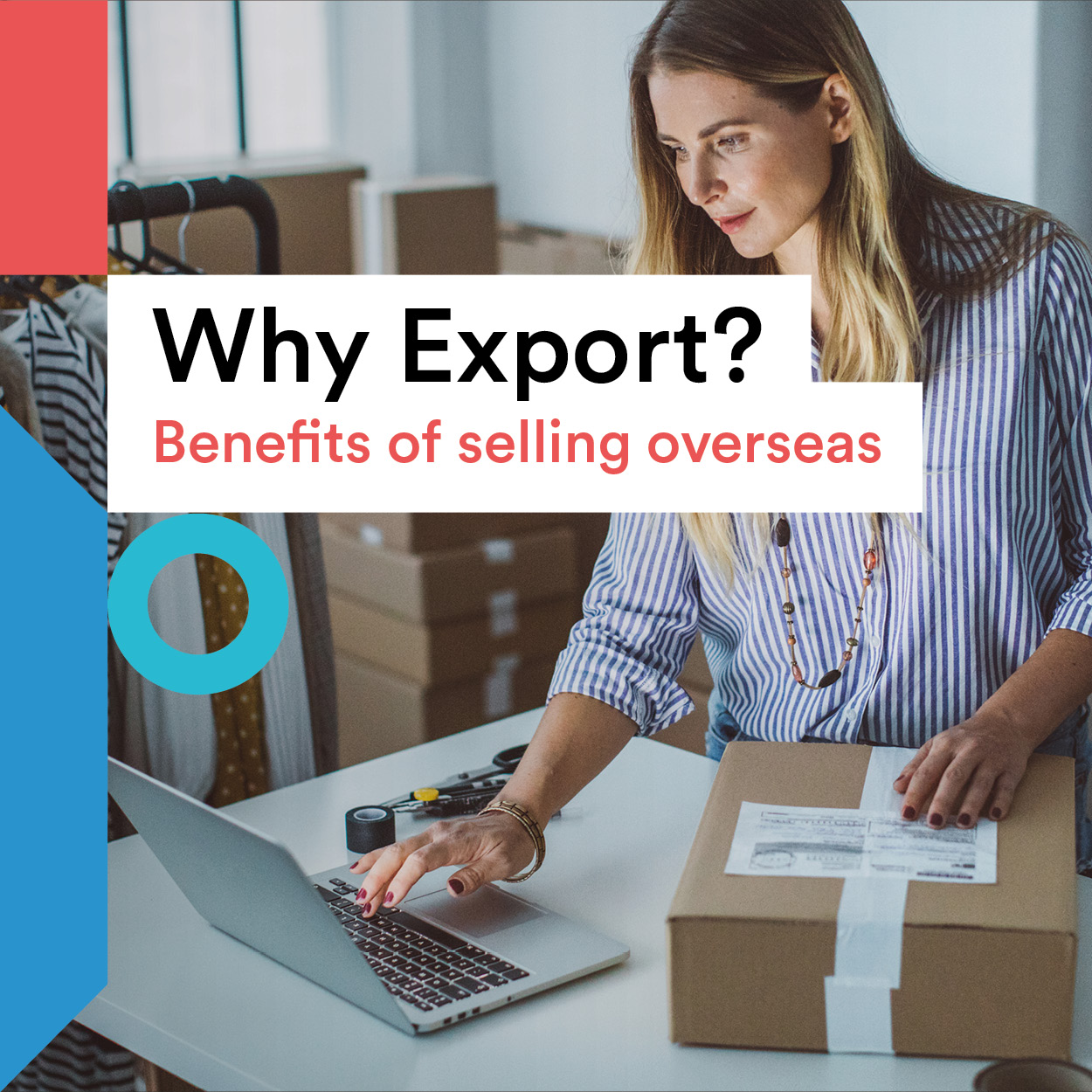 Why Export title