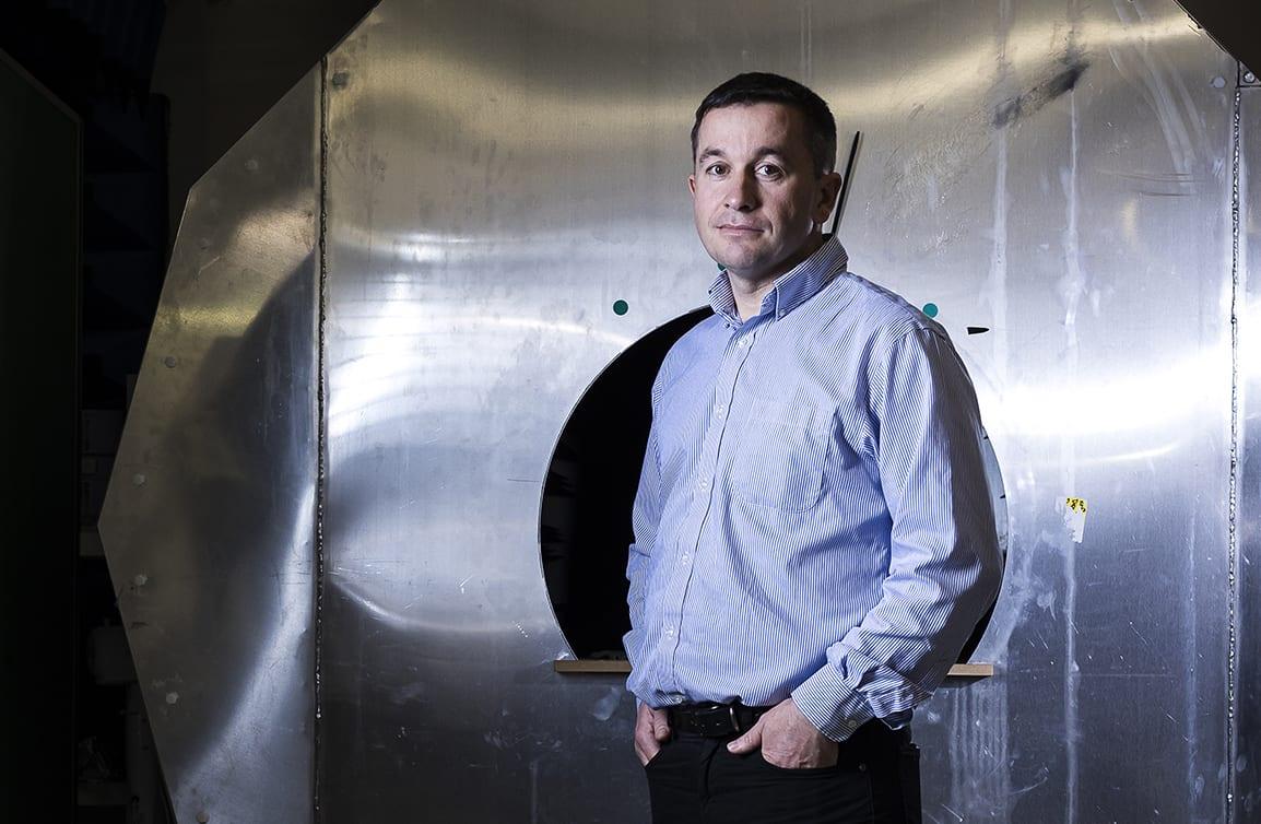 Alpha Wireless, CEO Fergal Lawlor
