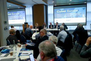 CyberEurope event in Enterprise Ireland, Dublin