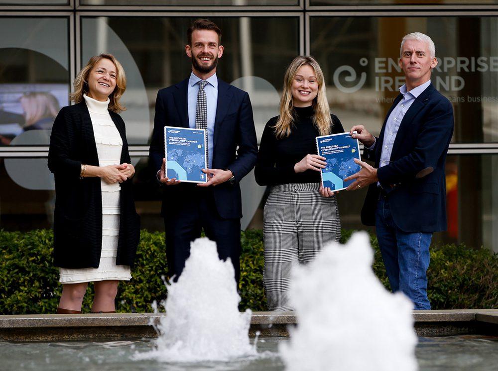 Launch of Cybersecurity report in Enterprise Ireland