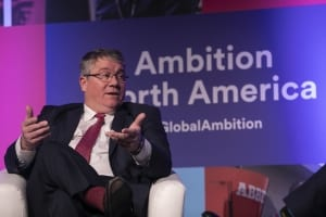 Ambition North America Netwatch CEO