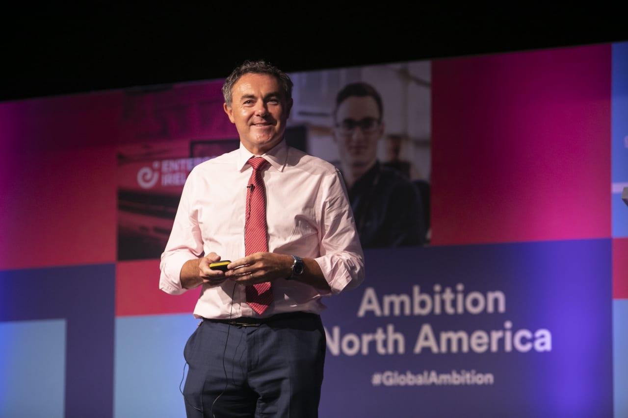 Ambition North America Sean Davis