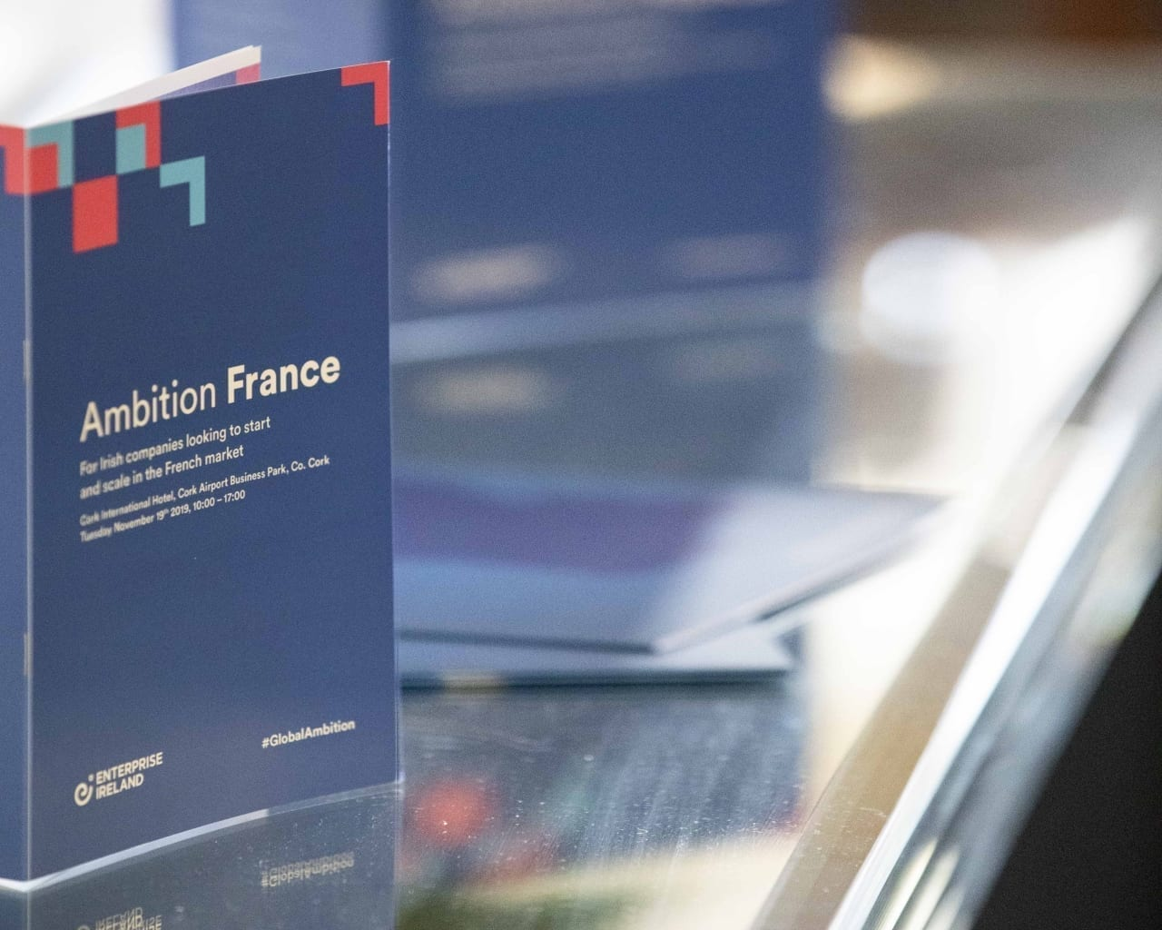 Ambition France brochure
