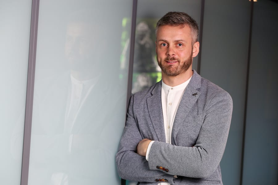 Padraig Neylon, CEO AddJust