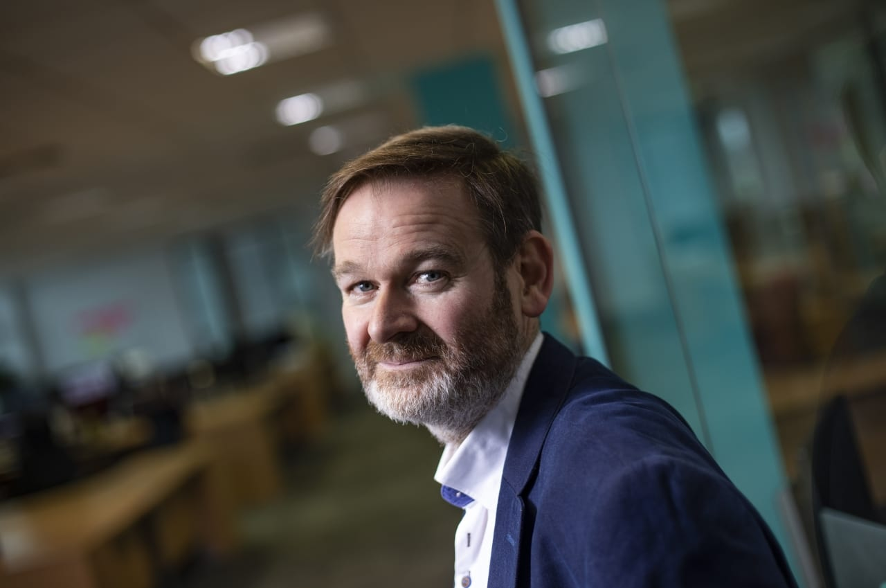 Andrew O'Shaughnessy, CEO, Poppulo