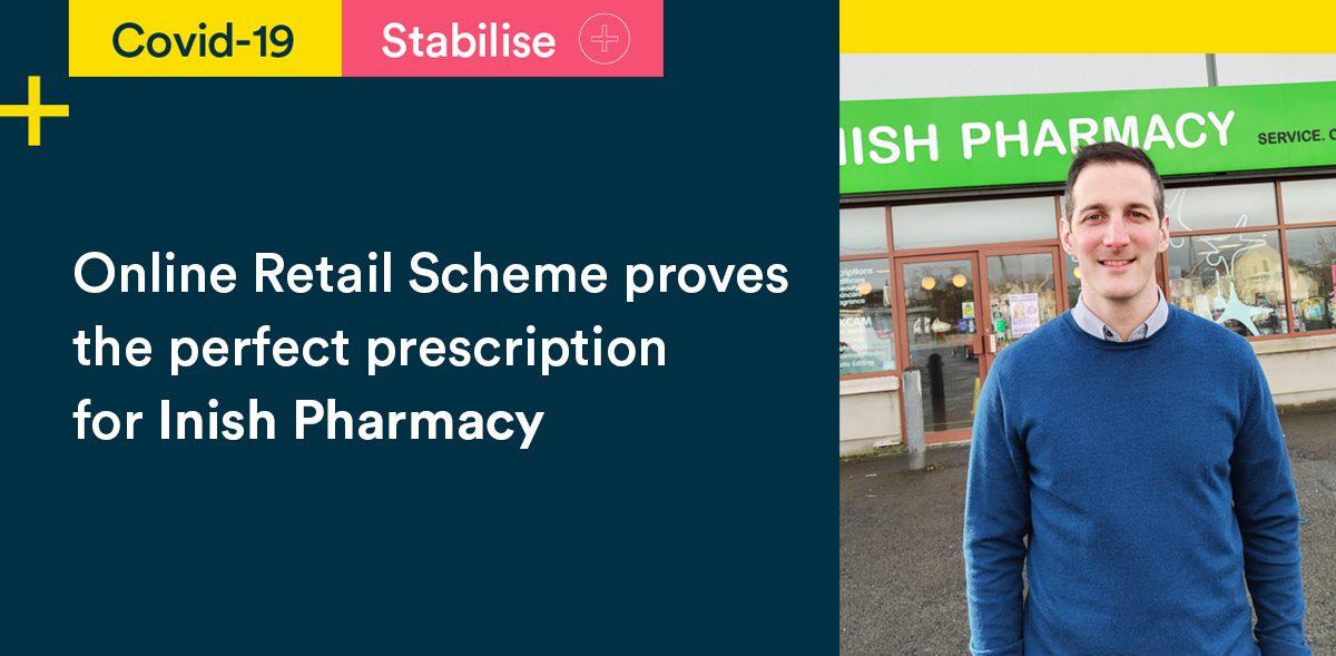 Paul O'Hea, Inish Pharmacy