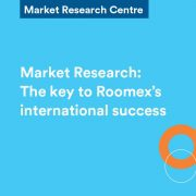 Title - market research the key to Roomex's international success