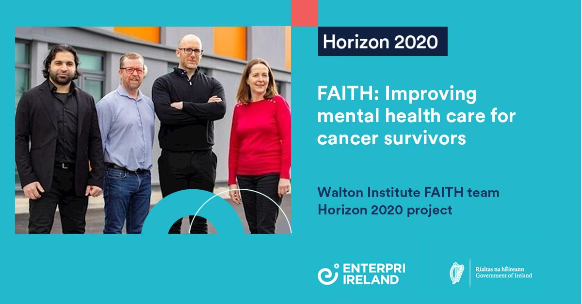 H2020 FAITH team image and case study heading