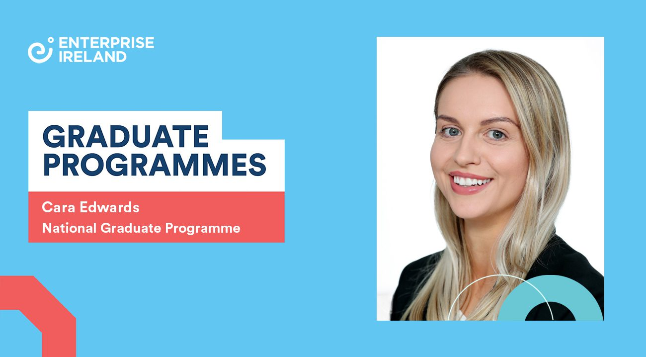Cara Edwards - Grad Programme title