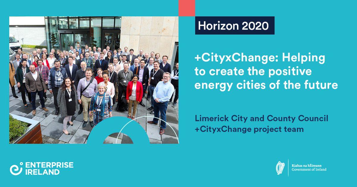 H2020 CityxChange team