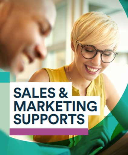Sales and Marketing supports guide