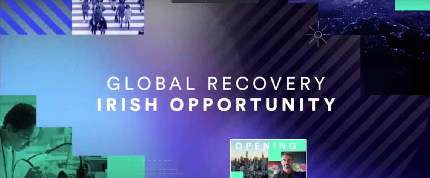 Global Recovery - Irish Opportunity