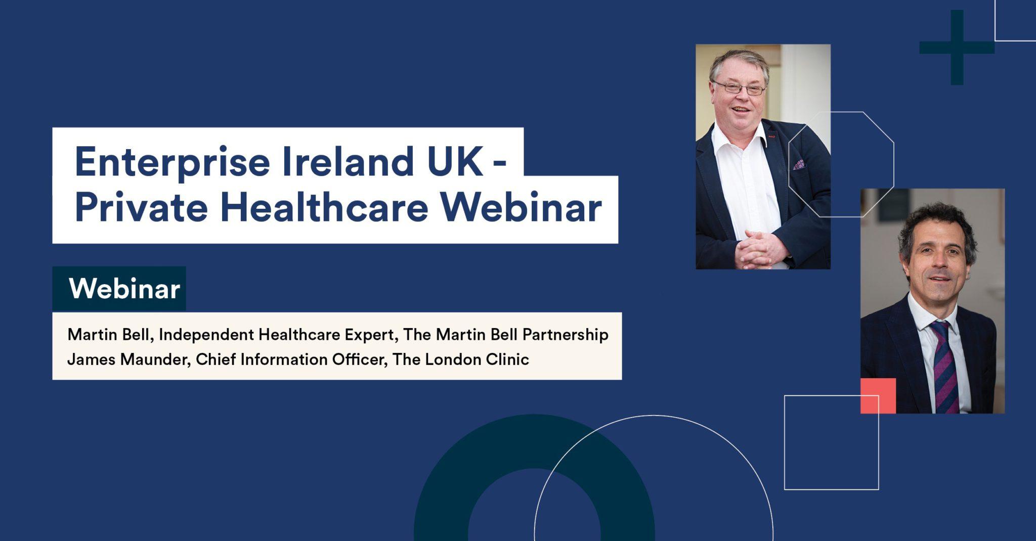 Private Healthcare UK webinar
