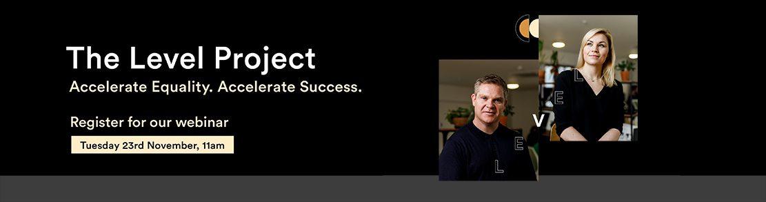Level Project - Register for our webinar